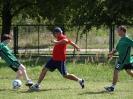 DPS vs WTZ  z Ostrowa Lubelskiego -  mecz piłki nożnej